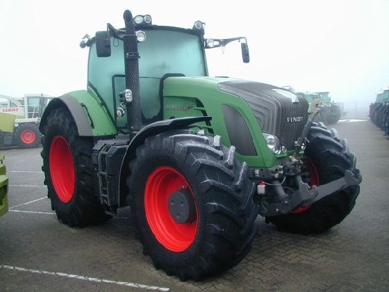 Fendt Favorit 930 Vario Profi